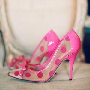 Kate Spade Lisa Pumps Pink
